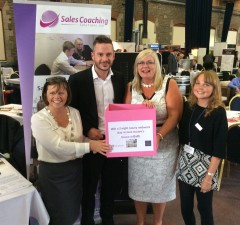 Sales Coaching Solutions team with Neil Clough