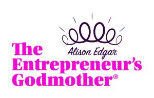 Godmother registered logo